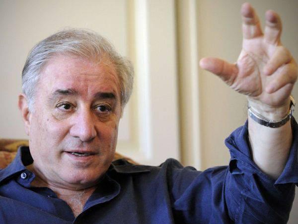 Il senatore del Pdl, Marcello Dell'Utri