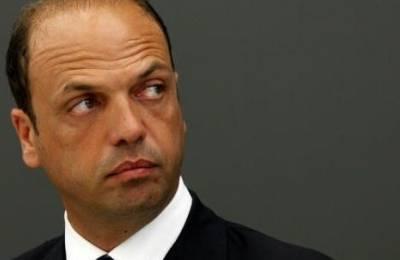 Il ministro della Giustizia, Angelino Alfano