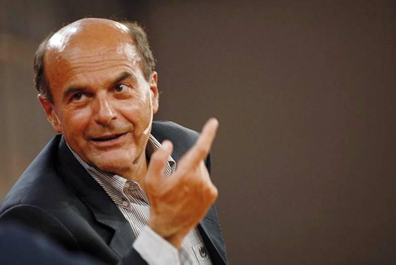 Pier Luigi Bersani, segretario del Partito Democratico