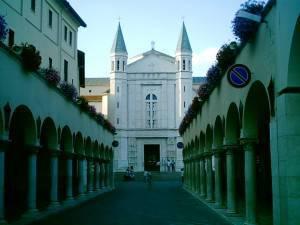 Cascia basilica S. Rita