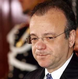 Il ministro per l'Attuazione Gianfranco Rotondi