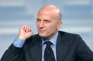 Il direttore del Tg1 Augusto Minzolini
