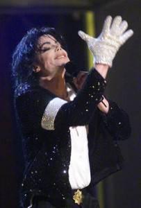 Il guanto di Michael Jackson