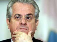 Il ministro dello Sviluppo Economico Claudio Scajola