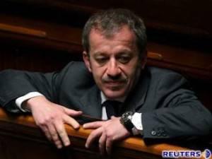 Il Ministro dell'Interno Roberto Maroni