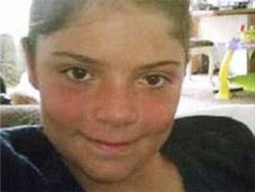 Un'immagine della piccola vittima Elisabeth Olten