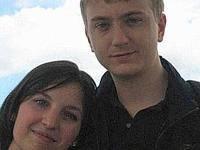 Una delle ultime foto di Chiara Poggi con il fidanzato Alberto Stasi