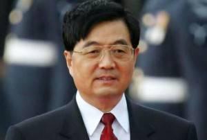Il presidente cinese hu Jintao
