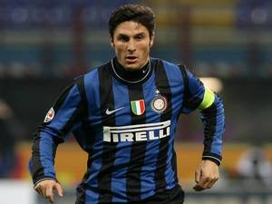 Javier Zanetti, 36 anni