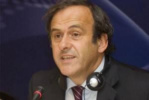 Michel Platini, 54 anni