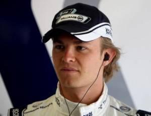 Nico Rosberg, 24 anni
