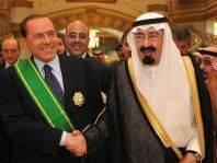 Berlusconi-Abdullah