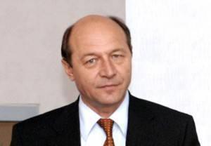 Il presidente uscente Traian Basescu