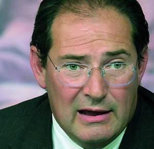 L'attuale Governatore del Veneto, Giancarlo Galan