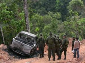 COLOMBIA-FARC-KIDNAPPING-CUELLAR