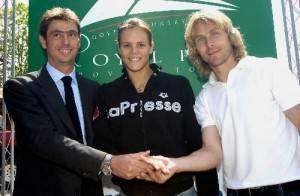 Andrea Agnelli e Pavel Nedved