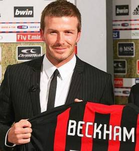 Beckham Ac Milan