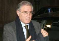 Il senatore Marcello Dell'Utri