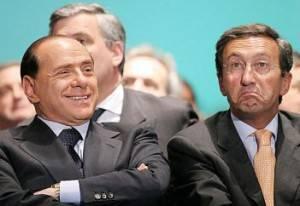 Fini Berlusconi