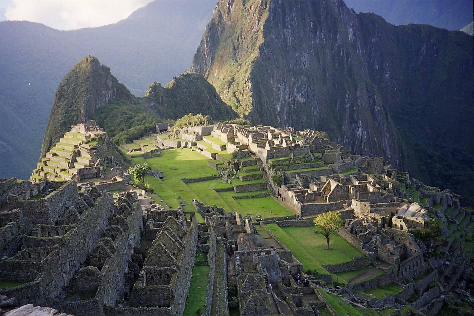 resti delle antiche civiltà Inca