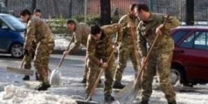 Militari a Milano