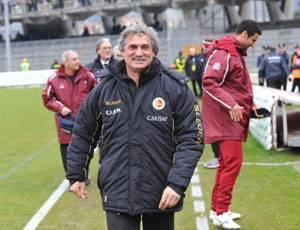 Bepi Pillon, allenatore dell'Ascoli