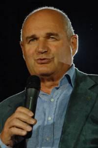 L'assessore della Regione Lombardia, Pier Gianni Prosperini