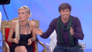 Uomini e Donne- Laura e Angelo Lella