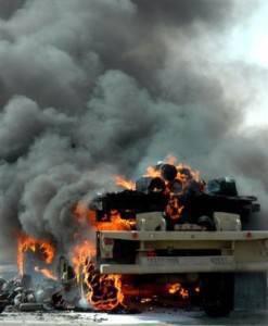 Attacco kamikaze a Baghdad