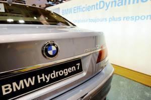 bmw hydrogen