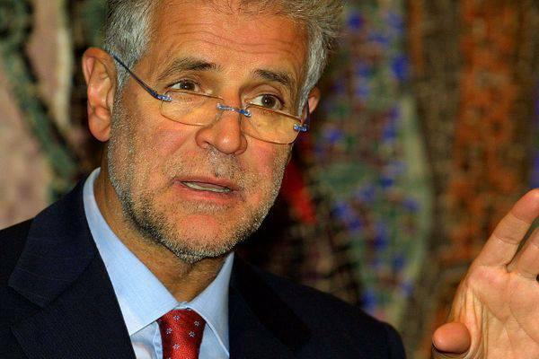Il Presidente della regione Lombradia, Roberto Formigoni