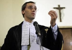 L'avvocato Niccolò Ghedini