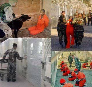 Campo detentivo statunitense di Guantanamo