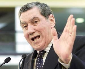 Il vicepresidente del Csm Nicola Mancino