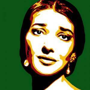 maria callas by Aura 983