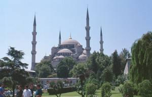 Minareti ad Istanbul