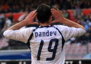 Goran Pandev in attesa del proprio futuro