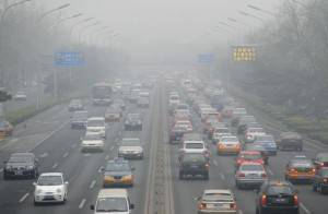 CHINA-ENVIRONMENT POLLUTION