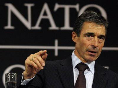 Belgium NATO Anders Fogh Rasmussen