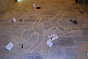 scena del delitto