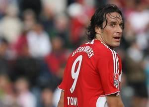 Luca Toni, 32 anni