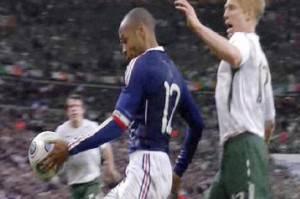 Henry contro l'Irlanda