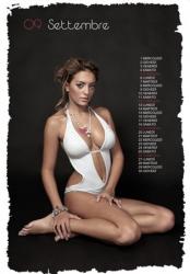 Elena Morali Calendario.La Pupa E Il Secchione Salta Fuori Il Calendario Sexy Di Elena