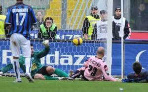 Atalanta contro Palermo