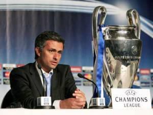 Mourinho, con la Champions davanti