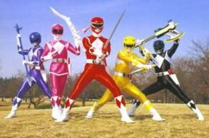 Gli eroi dei bimbi dei '90