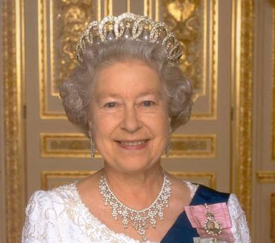 queen elisabeth iil