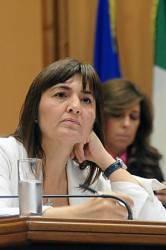 """Renata Polverini, alla conferenza stampa per la presentazione di """"Estate sicura 2010"""""""