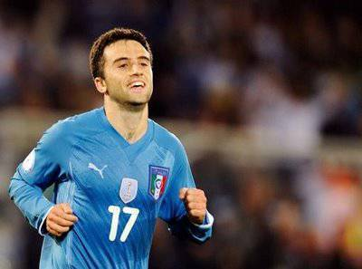 Giuseppe Rossi (23) 16 presenze in Nazionale