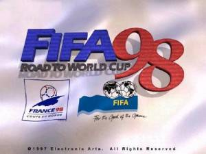 Fifa '98 Road to World Cup